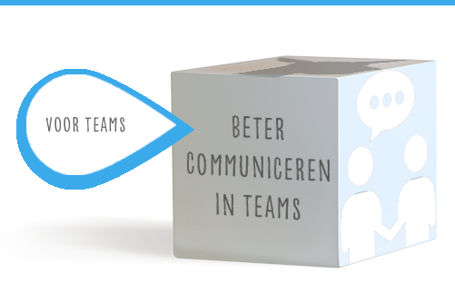 Ontwikkelen van communicatiekracht in teams